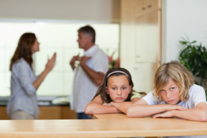 Generational Healing - Arguments creates worthiness issues for children
