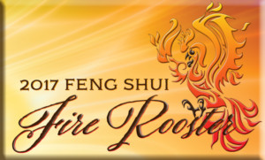 Fire Rooster Feng Shui Upgrade